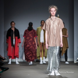 Sunanda Chandry Koning at Amsterdam Fashion Week