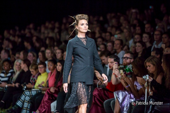 Kim Feenstra for Tony Cohen at Amsterdam Fashion Week