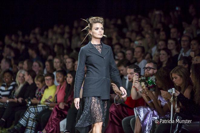 Kim Feenstra for Tony Cohen at Amsterdam Fashion Week