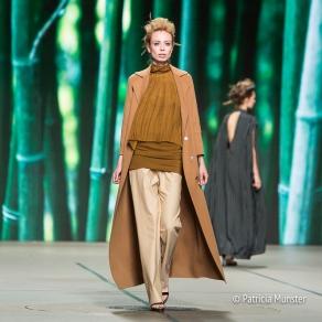 Loiza Lamers for Tony Cohen SS18 / Amsterdam Fashion Week