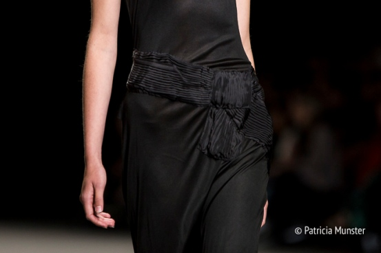 Detail at Tony Cohen SS18 - Amsterdam Fashion Week