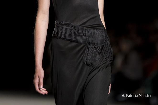 Detail at Tony Cohen SS18 - Amsterdam Fashion Week