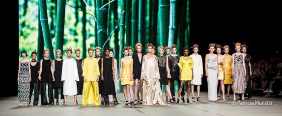Finale Tony Cohen SS18 - Amsterdam Fashion Week