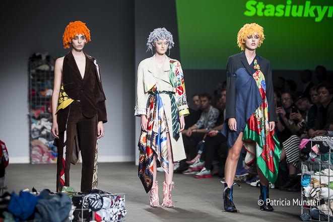 Vita Stasiukynaite - Amsterdam Fashion Week - Amsterdam maakt er wat van