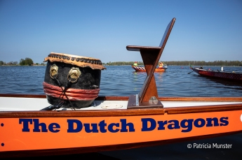 The Dutch Dragons boat