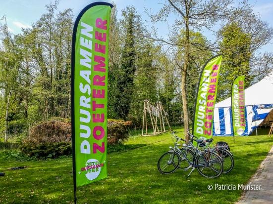 Op de fiets naar DuurSamen Zoetermeer