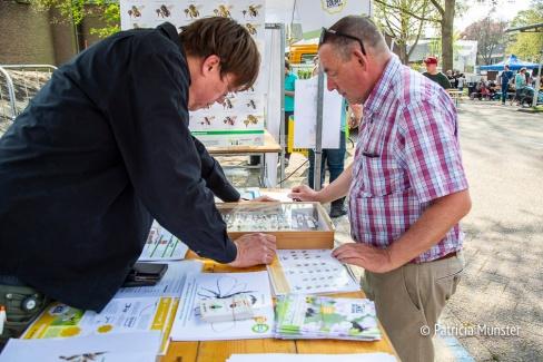 Informatie over project Zoetermeer zoemt.