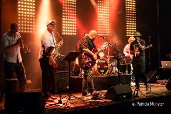 Live performance Food Truck Festival 2018 Silverdome Zoetermeer