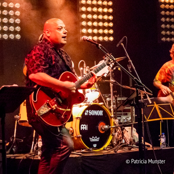 Live performances at Food Truck Festival 2018 Silverdome Zoetermeer