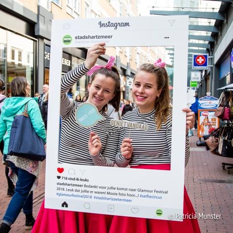 De gastvrouwen van het Stadshart Zoetermeer
