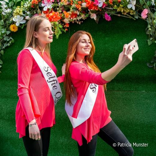 Meet de Selfie Queens!