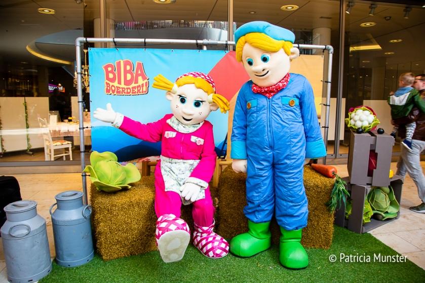 Boerin Bibi en boer Bart