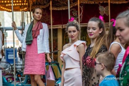 De mode carousel