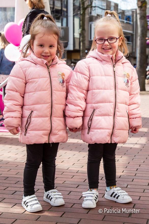 Roze jacks! Zijn ze niet schattig?