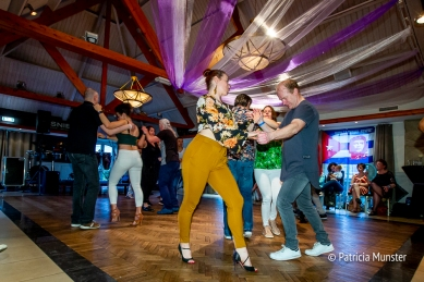 Salsafeest bij Havanado Zoetermeer