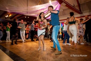 Salsafeest in Zoetermeer