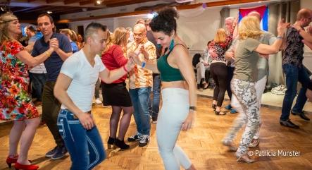 Cubaans salsafeest in Zoetermeer