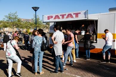 Typisch nederlanse traditie: patat!