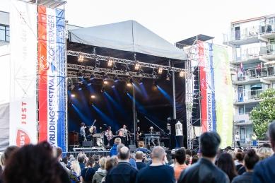 Douwe Bob op bevrijdingsfestival Zoetermeer 2018