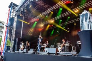 Kenny B op Bevrijdingsfestival Zoetermeer 2018