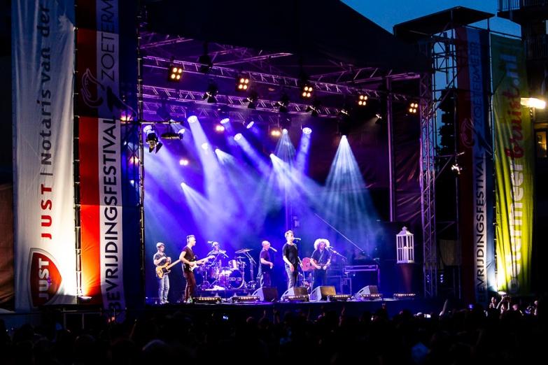 Diggy Dex op Bevrijdingsfestival Zoetermeer 2018