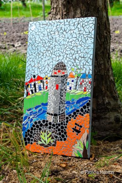 Yvonne's mozaiek