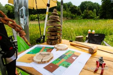 Creatief met hout
