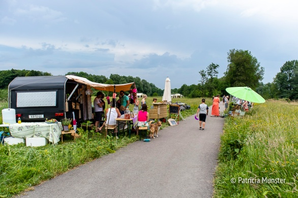 Lekkernijen bij Studio Bims en Boems in het Westerpark