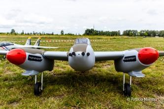 Modelvliegtuid
