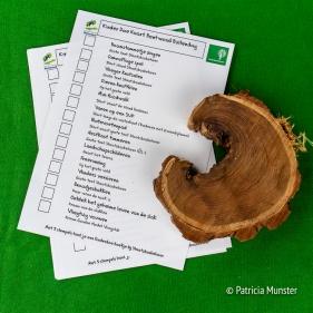 Doekaart van Staatsbosbeheer