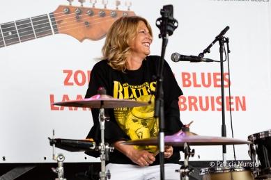 Margreet van Driel's drumsolo