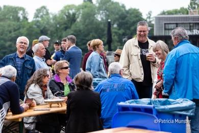 Happy faces @ Zoetermeers Blues Festival