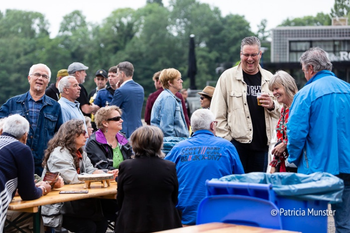 Happy faces @ Zoetermeers Blues Festival