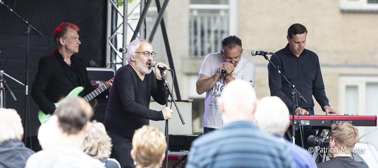 Ewald Sittrop en zijn band Blues BV