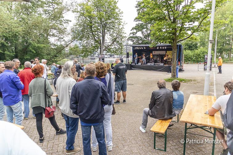 Talentpodium van Blues Festival 2018 Zoetermeer