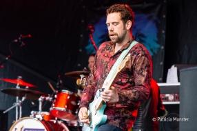 Jean Paul Rena Bluesrockband in Zoetermeer