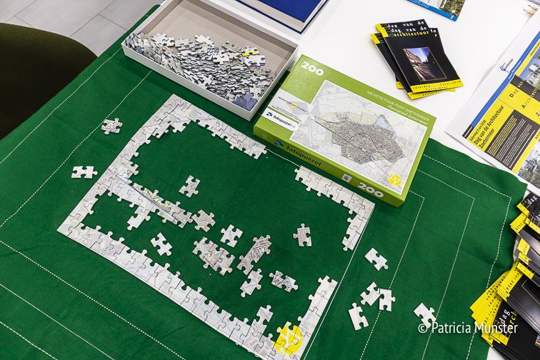 Puzzelen bij het forum