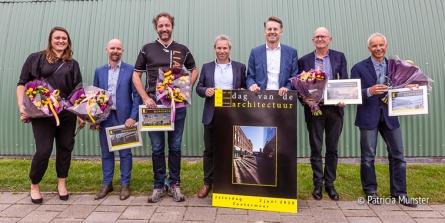 Genomineerden voor de Gemma Smid Architectuurprijs