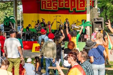 Kenny Weed Free Mind Empire @ Rastaplas festival