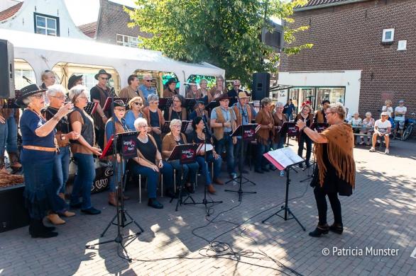 Countrykoor in Zoetermeer