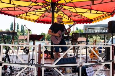Live muziek bij Home Made Market