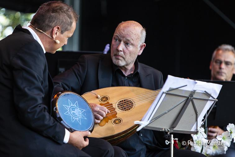 Roelof Meijer op een Oud