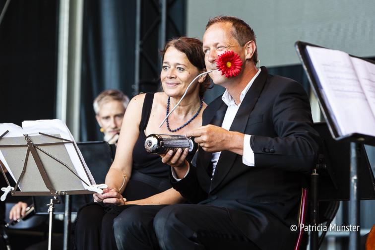Tim Satink en Wenny Roeffen