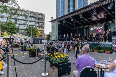 Retteketet dansspektakel op Klassiek Zoetermeer