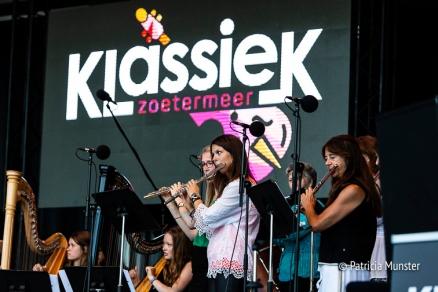 Dwarsfluiters op Klassiek Zoetermeer