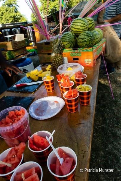 Vers fruit bij Rastaplas 2018