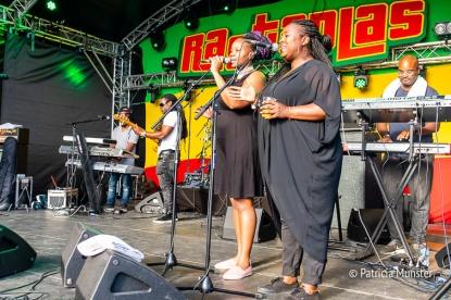 Rootsriders bij Rastaplas 2018