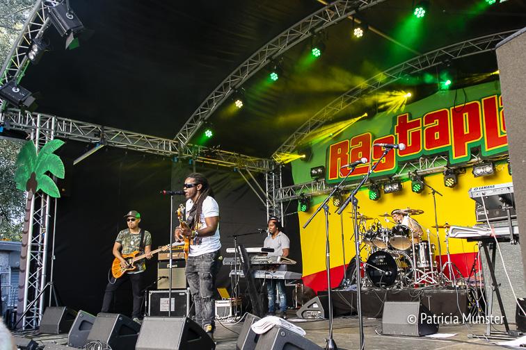 Tribute to Bon Marley door de Rootsriders