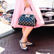 Stylish outfit bij Rock 'n roll survival in Zoetermeer