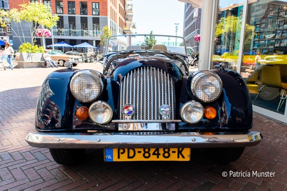 Classic cars in Oosterheem